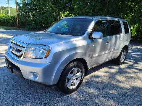 2010 Honda Pilot for sale at Car and Truck Exchange, Inc. in Rowley MA