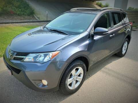 2013 Toyota RAV4 for sale at Apple Auto in La Crescent MN