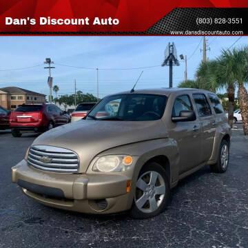 2007 Chevrolet HHR for sale at Dan's Discount Auto in Gaston SC