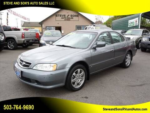 1999 Acura TL for sale at Steve & Sons Auto Sales in Happy Valley OR