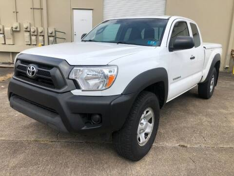 2013 Toyota Tacoma for sale at The Auto & Marine Gallery of Houston in Houston TX