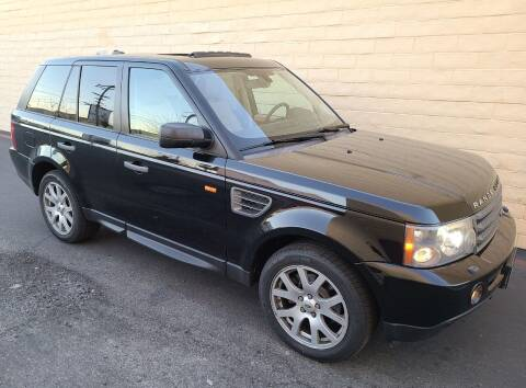 2008 Land Rover Range Rover Sport for sale at Cars To Go in Sacramento CA