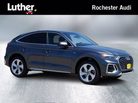 2021 Audi Q5 Sportback for sale at Park Place Motor Cars in Rochester MN