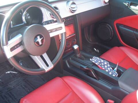 2005 Ford Mustang for sale at Autoworks in Mishawaka IN