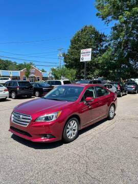 2015 Subaru Legacy for sale at NEWFOUND MOTORS INC in Seabrook NH