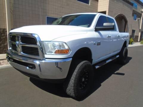 2011 RAM Ram Pickup 2500 for sale at COPPER STATE MOTORSPORTS in Phoenix AZ