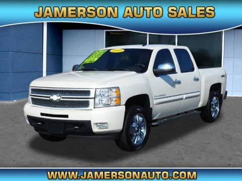 2013 Chevrolet Silverado 1500 for sale at Jamerson Auto Sales in Anderson IN