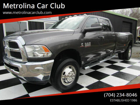 2014 RAM Ram Pickup 3500 for sale at Metrolina Car Club in Matthews NC