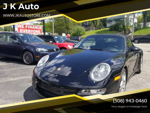 2006 Porsche 911 for sale at Webster Auto Sales in Webster MA