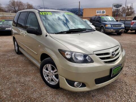 2004 Mazda MPV for sale at Canyon View Auto Sales in Cedar City UT