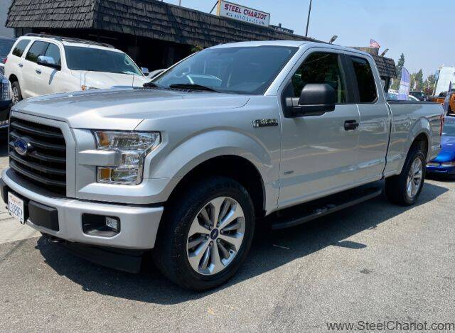 2017 Ford F-150 for sale at Steel Chariot in San Jose CA