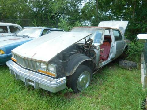 1977 Cadillac Seville for sale at Classic Cars of South Carolina in Gray Court SC