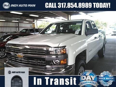 2017 Chevrolet Silverado 2500HD for sale at INDY AUTO MAN in Indianapolis IN