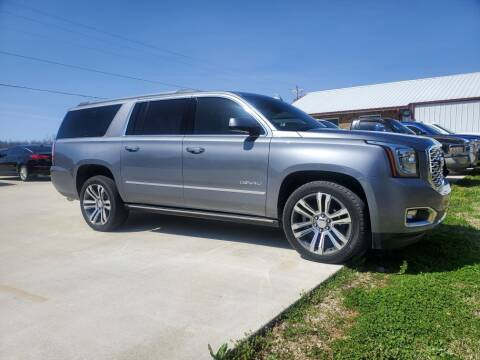 2020 GMC Yukon XL for sale at Hills Auto Sales in Salem AR