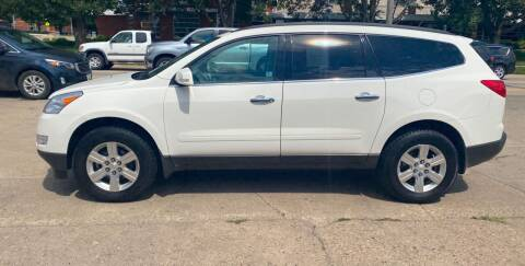 2010 Chevrolet Traverse for sale at Mulder Auto Tire and Lube in Orange City IA