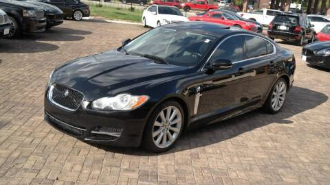 2011 Jaguar XF for sale at Cars-KC LLC in Overland Park KS