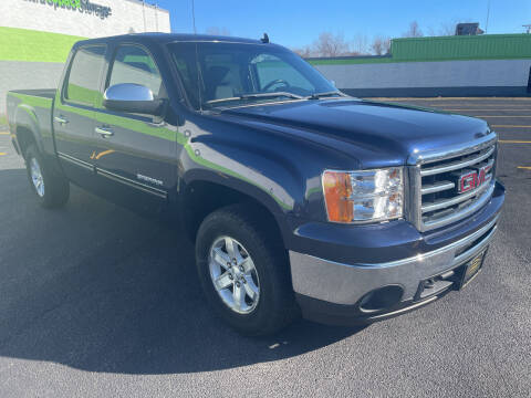 2012 GMC Sierra 1500 for sale at South Shore Auto Mall in Whitman MA