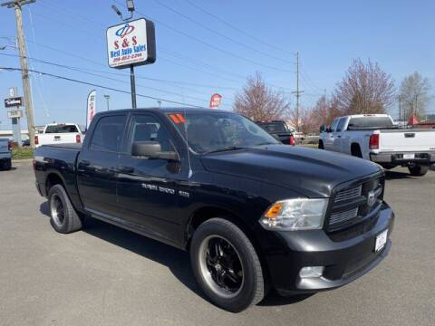 2011 RAM Ram Pickup 1500 for sale at S&S Best Auto Sales LLC in Auburn WA