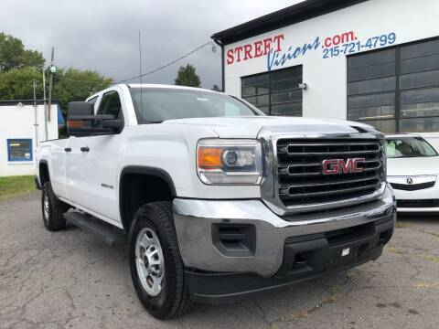 2015 GMC Sierra 2500HD for sale at Street Visions in Telford PA