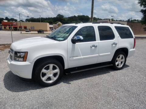 2008 Chevrolet Tahoe for sale at Wholesale Auto Inc in Athens TN