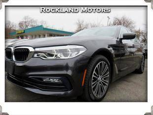 2017 BMW 5 Series for sale at Rockland Automall - Rockland Motors in West Nyack NY