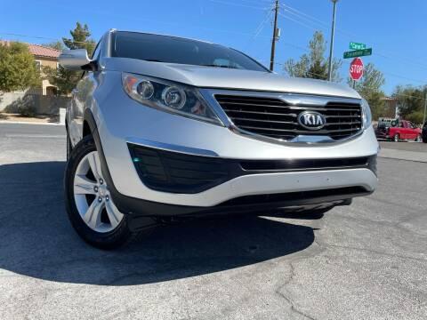 2013 Kia Sportage for sale at Boktor Motors in Las Vegas NV