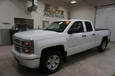 2014 Chevrolet Silverado 1500 for sale at Elite Auto Sales in Idaho Falls ID