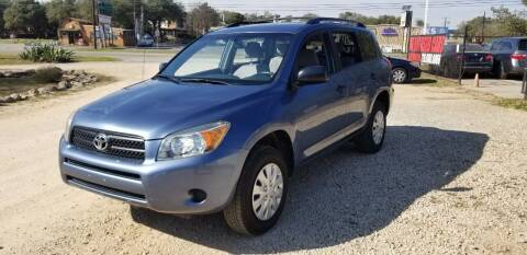 2006 Toyota RAV4 for sale at STX Auto Group in San Antonio TX