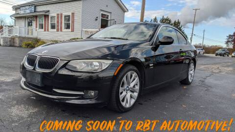 2011 BMW 3 Series for sale at RBT Automotive LLC in Perry OH