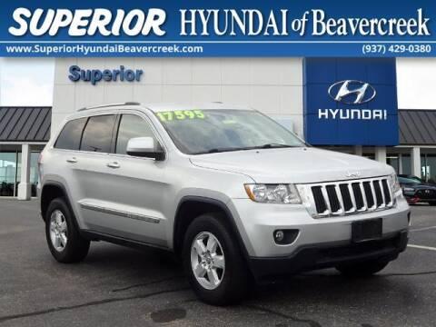 2013 Jeep Grand Cherokee for sale at Superior Hyundai of Beaver Creek in Beavercreek OH