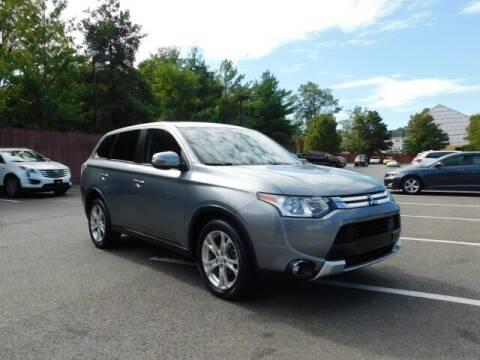 2015 Mitsubishi Outlander for sale at Radley Cadillac in Fredericksburg VA
