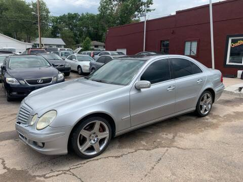 2004 Mercedes-Benz E-Class for sale at B Quality Auto Check in Englewood CO