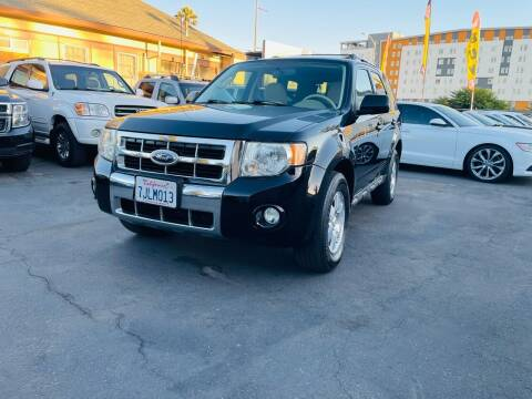 2012 Ford Escape for sale at Ronnie Motors LLC in San Jose CA