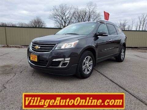 2015 Chevrolet Traverse for sale at Village Auto in Green Bay WI