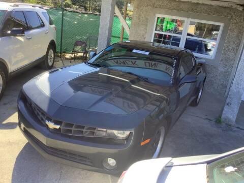 2012 Chevrolet Camaro for sale at Track One Auto Sales in Orlando FL
