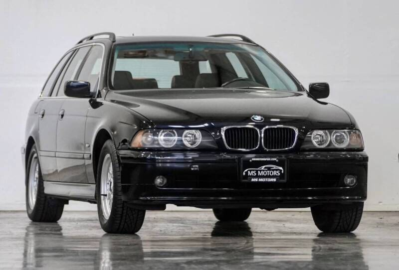 2001 BMW 5 Series for sale at MS Motors in Portland OR