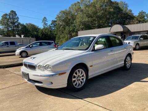 2002 Jaguar X-Type for sale at Peppard Autoplex in Nacogdoches TX