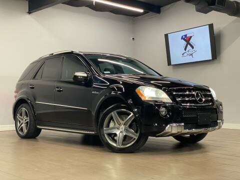 2009 Mercedes-Benz M-Class for sale at TX Auto Group in Houston TX