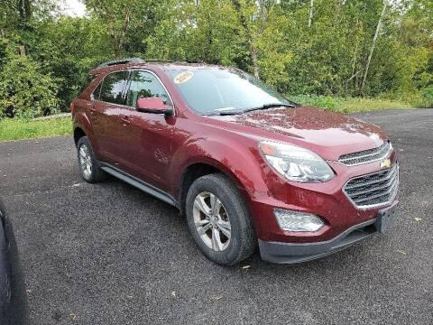 2016 Chevrolet Equinox for sale at Chantz Scott Kia in Kingsport TN