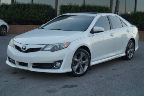 2012 Toyota Camry for sale at Next Ride Motors in Nashville TN