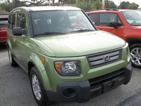 2008 Honda Element for sale at PJ's Auto World Inc in Clearwater FL