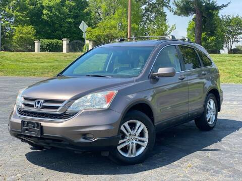 2011 Honda CR-V for sale at Sebar Inc. in Greensboro NC