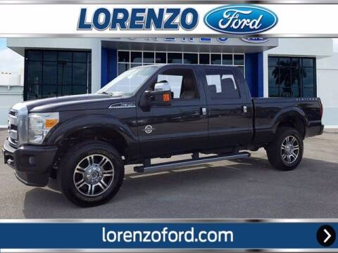 2015 Ford F-350 Super Duty for sale at Lorenzo Ford in Homestead FL