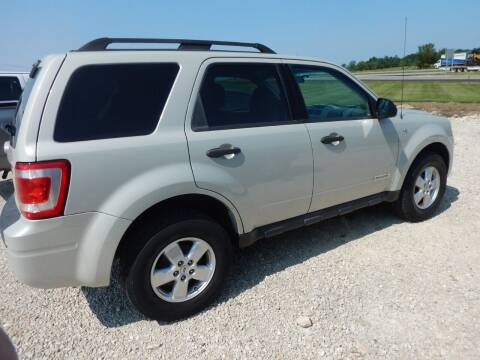 2008 Ford Escape for sale at All Terrain Sales in Eugene MO