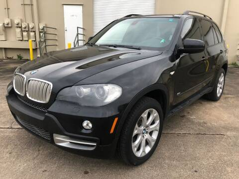 2008 BMW X5 for sale at The Auto & Marine Gallery of Houston in Houston TX