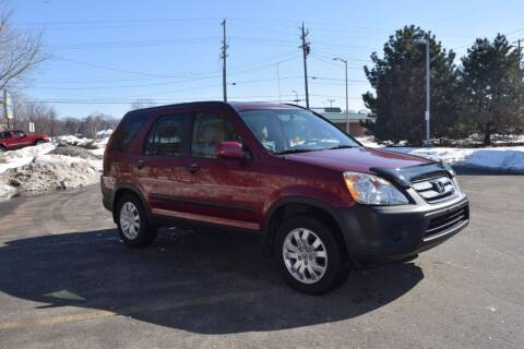 2006 Honda CR-V for sale at NEW 2 YOU AUTO SALES LLC in Waukesha WI