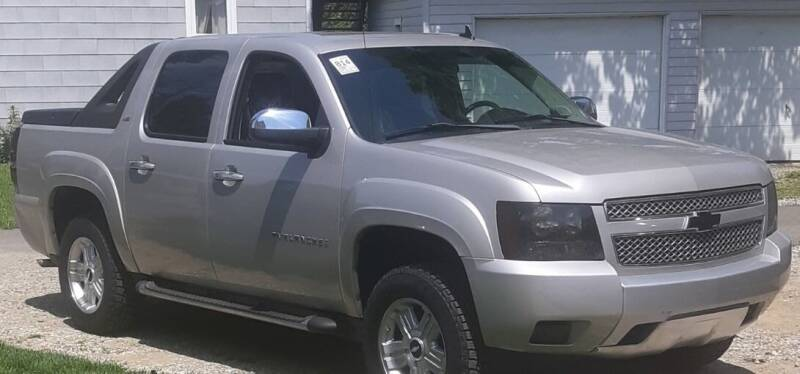 2007 Chevrolet Avalanche for sale at Carlisle Cars in Chillicothe OH