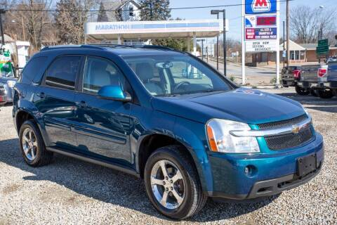 2007 Chevrolet Equinox for sale at Y City Auto Group in Zanesville OH