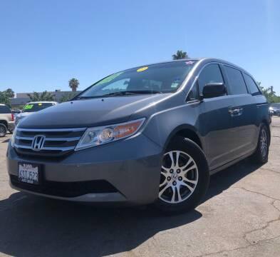 2011 Honda Odyssey for sale at LUGO AUTO GROUP in Sacramento CA