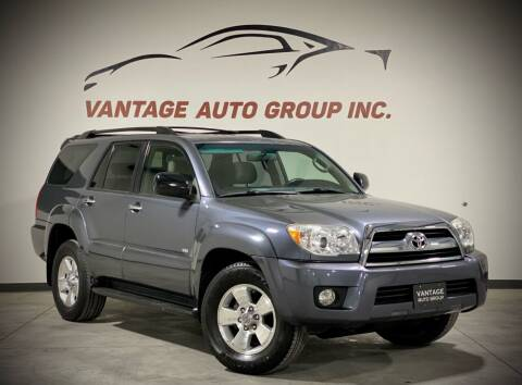 2006 Toyota 4Runner for sale at Vantage Auto Group Inc in Fresno CA